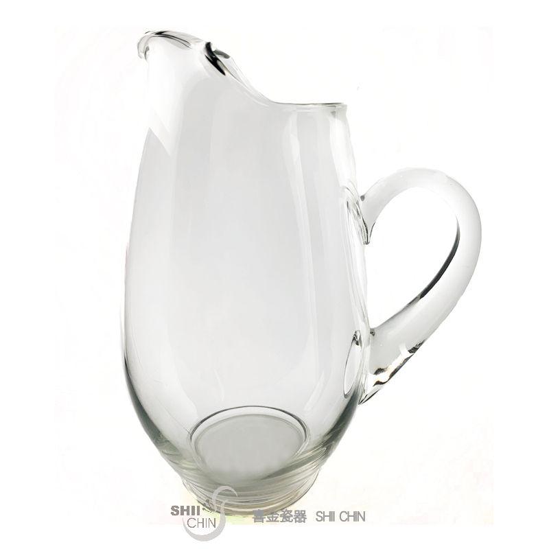 1號長型玻璃水壺