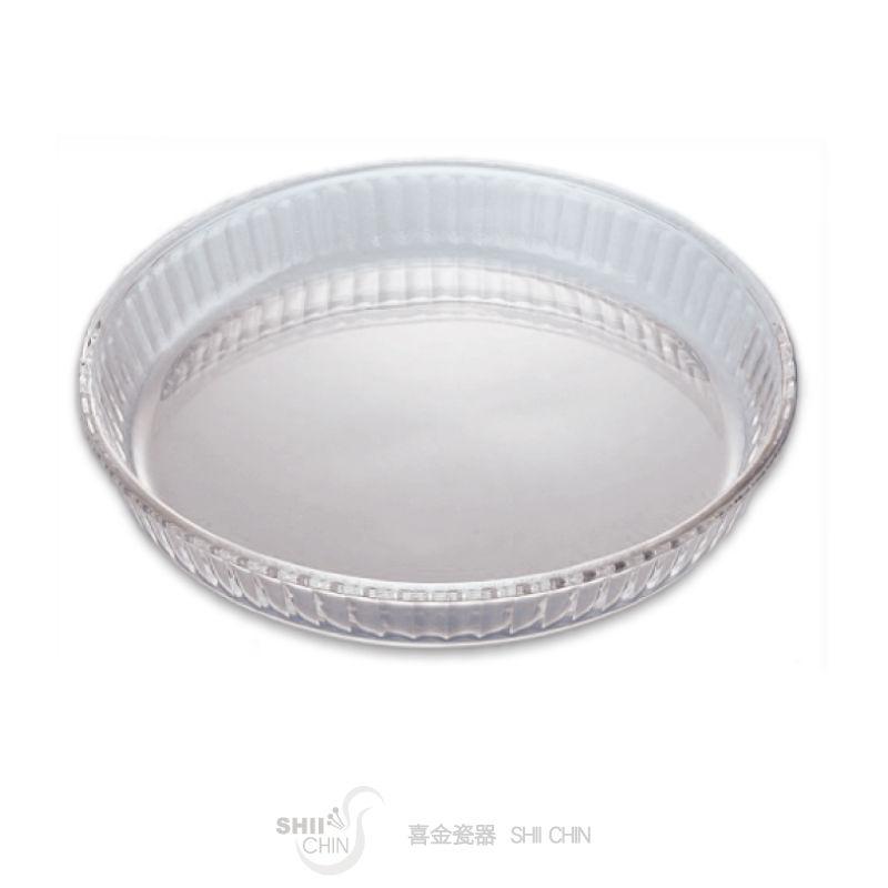 32cm玻璃水盤