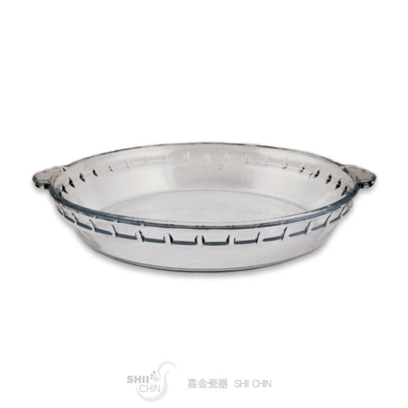 10吋玻璃烤盤