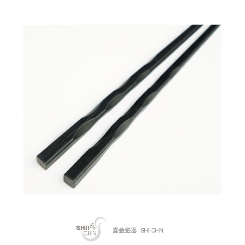 螺紋合金筷