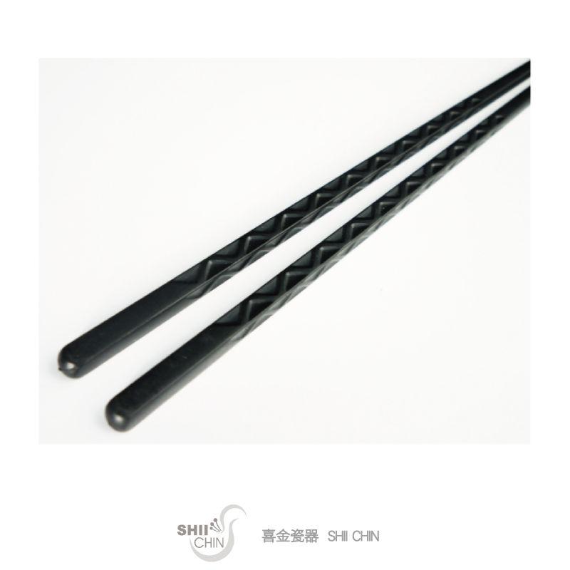 T008平步青雲合金筷