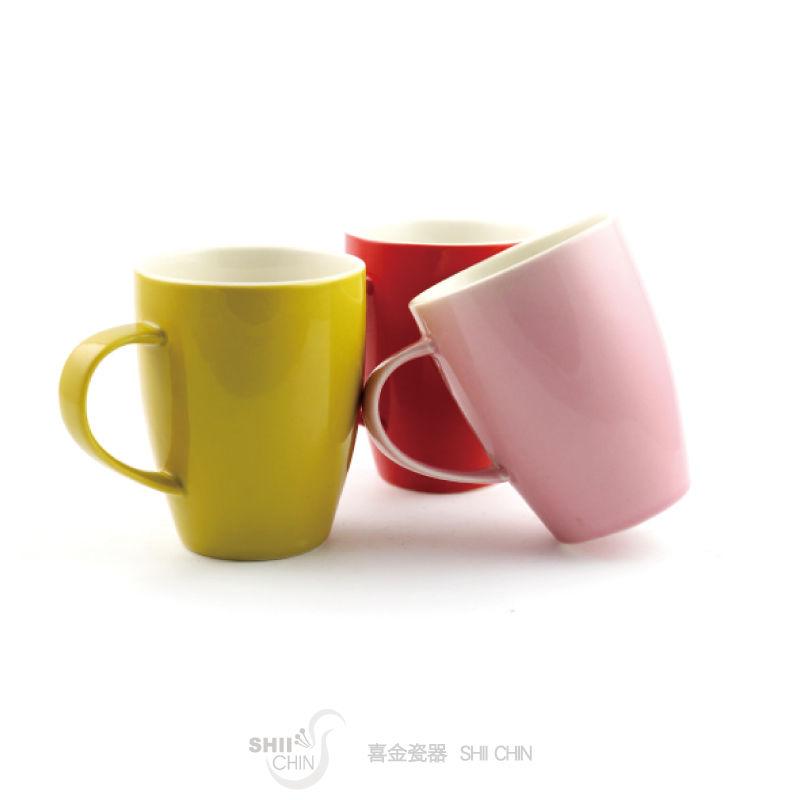 色釉馬克杯-混色