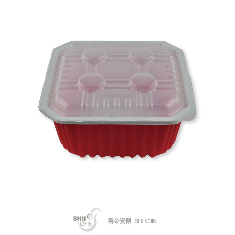 0807AB-PP方形微波盒